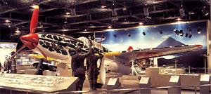 知覧特攻平和会館_戦闘機模型2