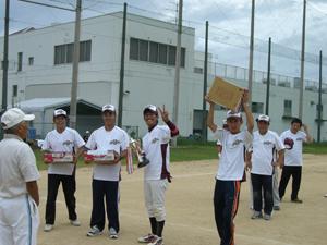 第14回南風泊水産団地ソフトボール大会4