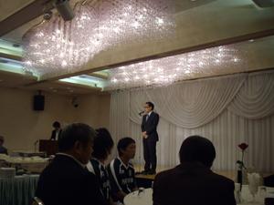 前下関市長の挨拶