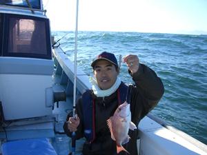 船釣り風景