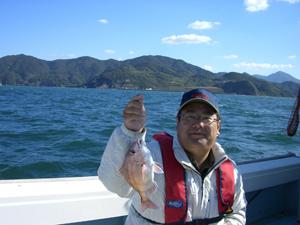船釣り風景3