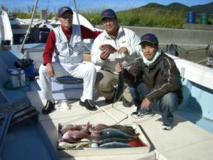 船釣り風景4